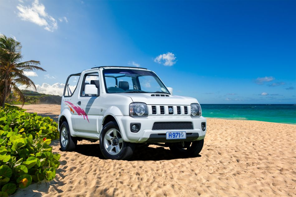 hire a suzuki jimny jeep soft top compact suv soft top. Black Bedroom Furniture Sets. Home Design Ideas